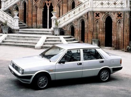 Image of Lancia Prisma