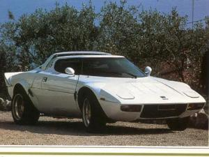 Photo of Lancia Stratos HF