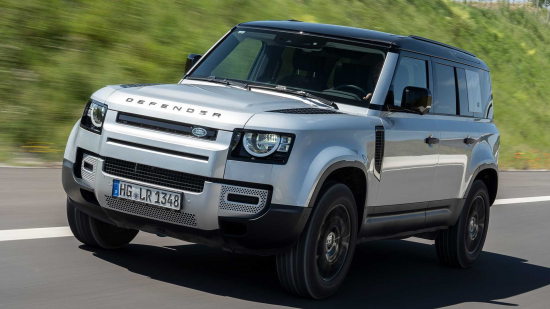 Image of Land Rover Defender 110 D240 S