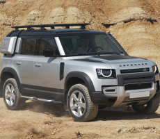Picture of Defender 110 P400
