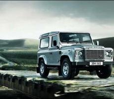 Picture of Defender TD4 90 SW