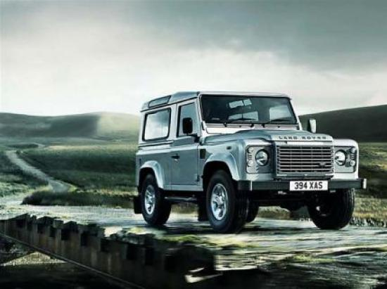 Image of Land Rover Defender TD4 90 SW