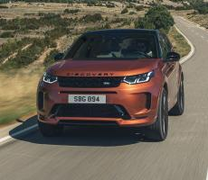 Picture of Discovery Sport P30..
