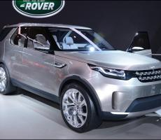 Picture of Discovery Sport TD4