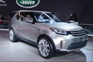 Picture of Land Rover Discovery Sport TD4