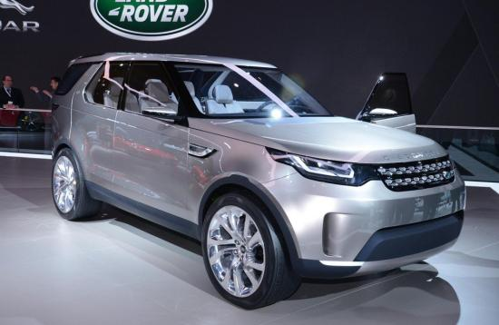 Image of Land Rover Discovery Sport TD4