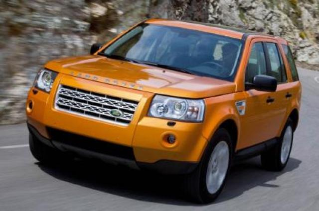 Image of Land Rover Freelander TD4
