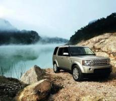 Picture of Land Rover LR4