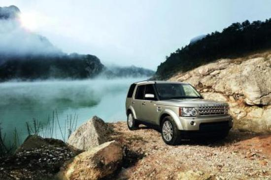 Image of Land Rover LR4