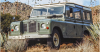 Photo of 1971 Land Rover Series III 109 Station Wagon 2.3 l