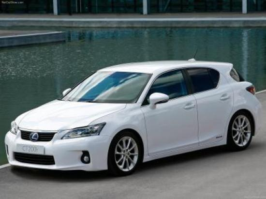 Image of Lexus CT 200H