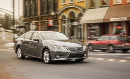 Image of Lexus ES 300h