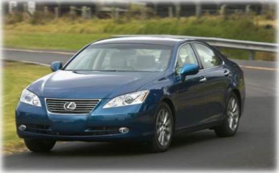 Image of Lexus ES 350