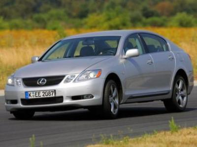 Image of Lexus GS 300