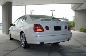 Photo of Lexus GS 400