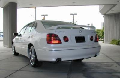 Image of Lexus GS 400