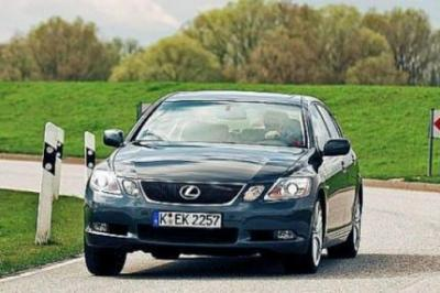 Image of Lexus GS 450h