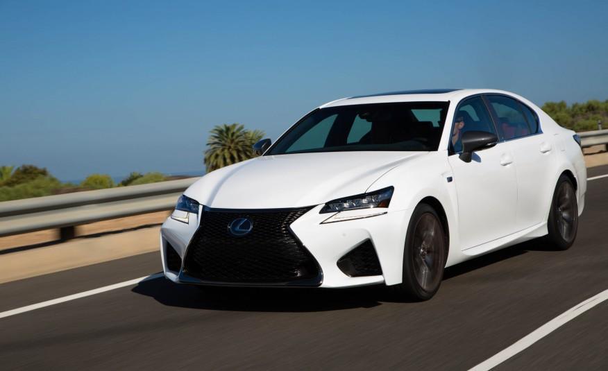 Lexus GS F specs, 0-60, quarter mile