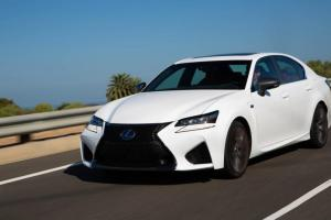 Picture of Lexus GS F