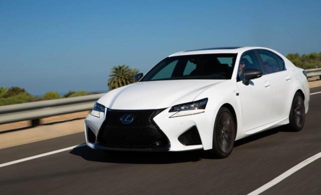 Image of Lexus GS F