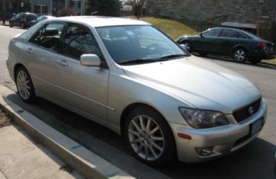 Image of Lexus IS 200K