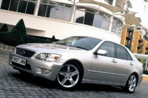 Photo of Lexus IS 200K