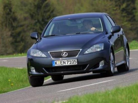 Image of Lexus IS 220d