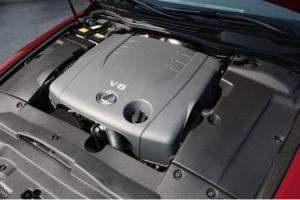 Photo of Lexus IS 250 C
