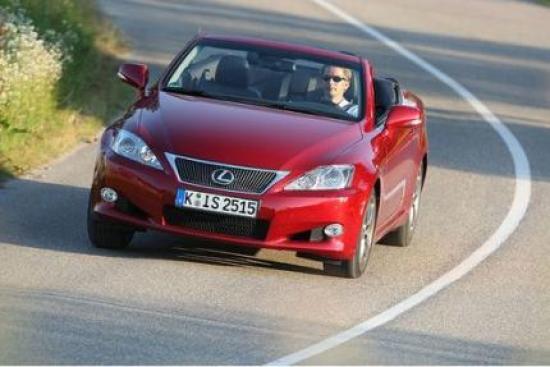 Image of Lexus IS 250 C