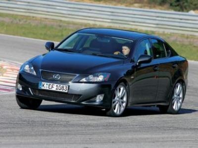 Image of Lexus IS 250