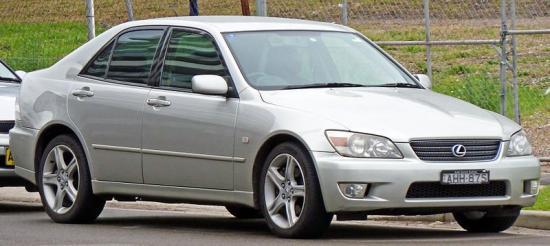 Image of Lexus IS 300