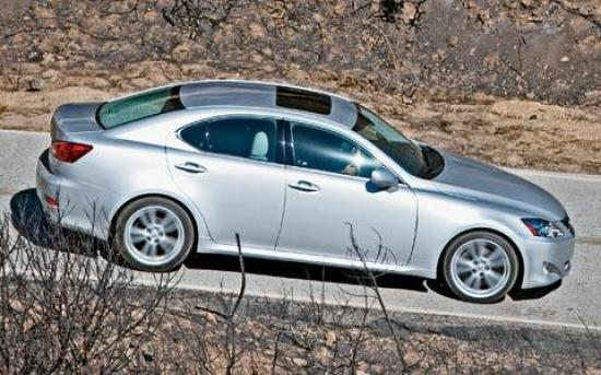 Image of Lexus IS 350