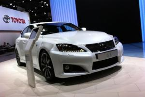 Picture of Lexus IS-F