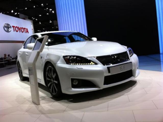 Image of Lexus IS-F