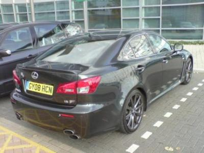 Image of Lexus IS F