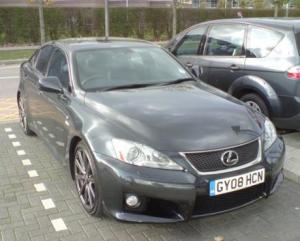 Photo of Lexus IS F