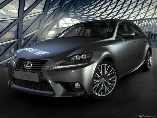 Image of Lexus IS Hybrid