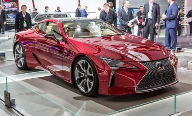 Lexus Lc 500h Laptimes Specs Performance Data Fastestlaps Com