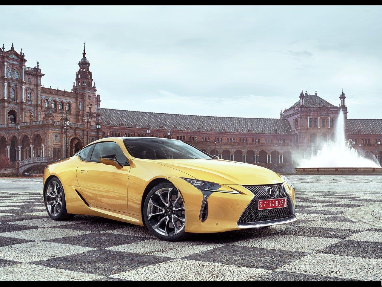 Lexus Lc500 Laptimes Specs Performance Data Fastestlaps Com