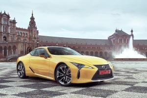 Picture of Lexus LC500