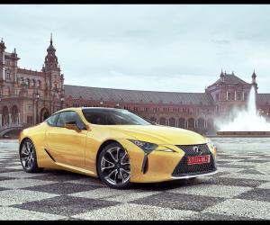 Picture of Lexus LC500