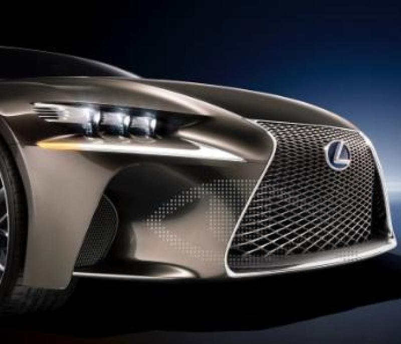 Cover for Lexus LF-CC - is this the new M3-killer?