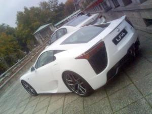 Photo of Lexus LFA