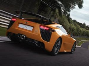 Photo of Lexus LFA Nurburgring Package