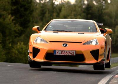 Image of Lexus LFA Nurburgring Package