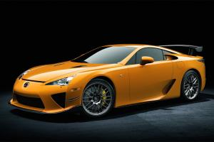 Picture of Lexus LFA Nurburgring Package