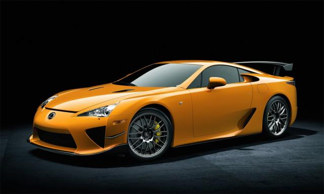 Image of Lexus LFA Nurburgring Package