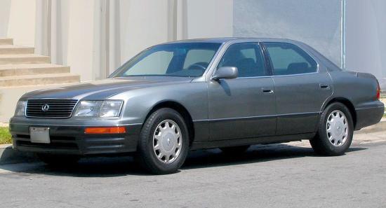 Image of Lexus LS 400