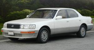 Photo of Lexus LS 400