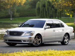 Photo of Lexus LS 430